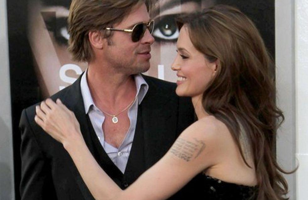 Angelina y Brad podrían esperar gemelos... otra vez