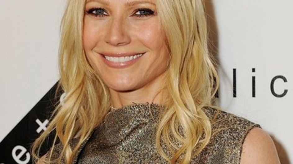 Gwyneth Paltrow lleva con orgullo sus arrugas