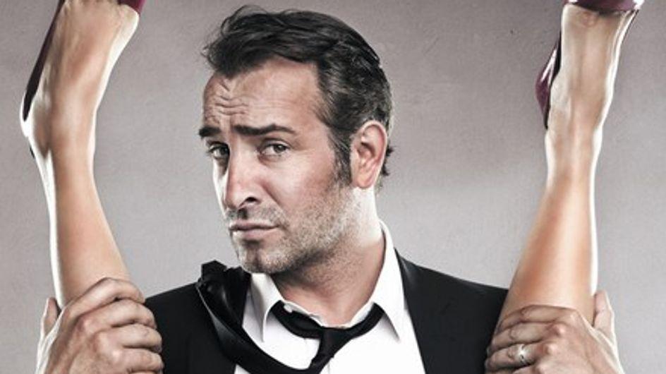 Retiran los carteles de la nueva película de Jean Dujardin