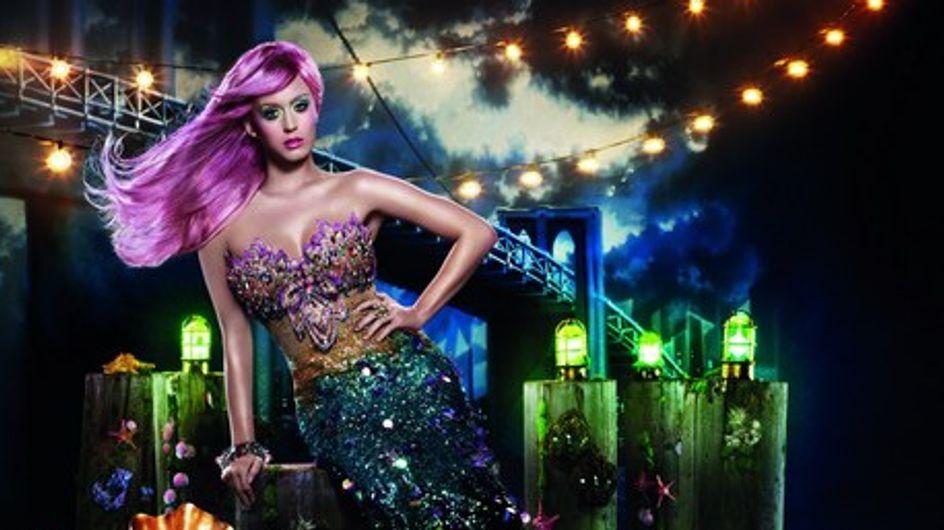 """Katy Perry se convertirá en """"La Sirenita"""""""