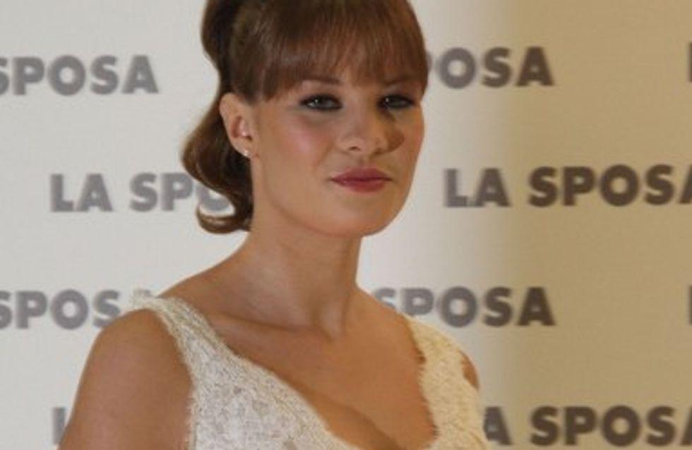 Jessica Bueno, protagonista de la Moda Flamenca