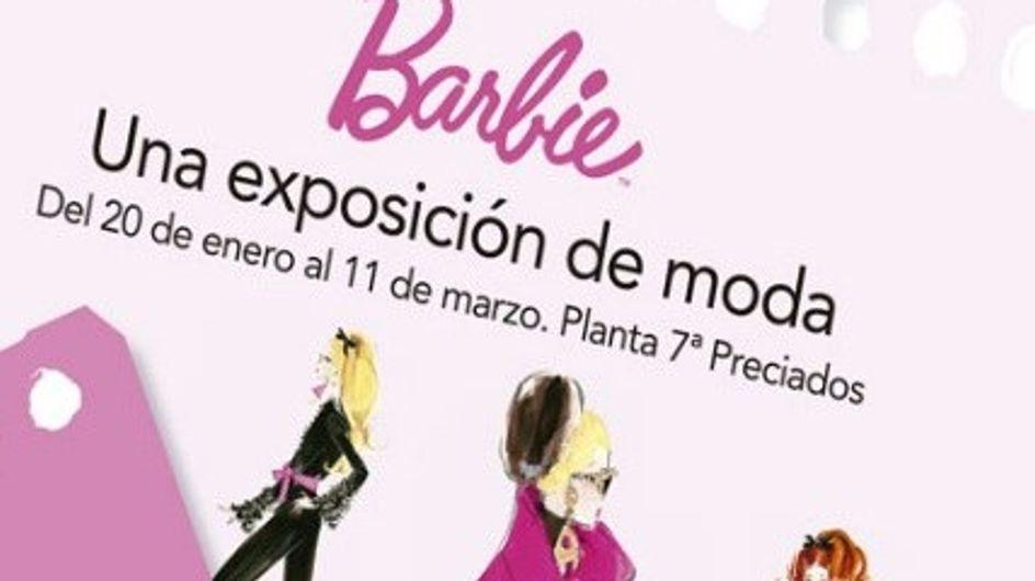 """""""Barbie, una exposición de moda"""""""