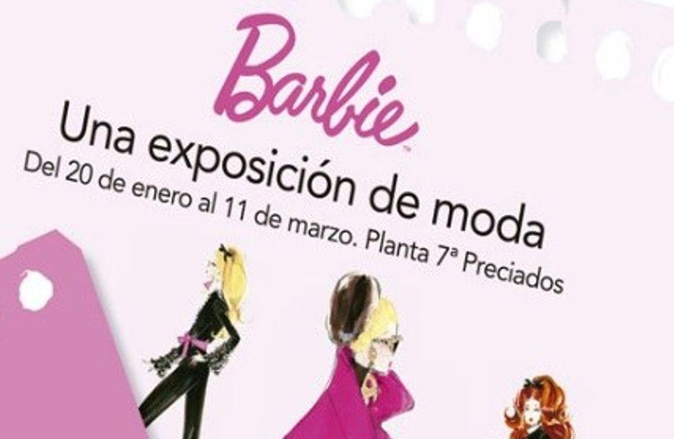 Barbie, una exposición de moda