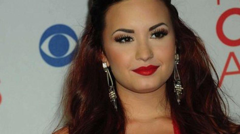 Demi Lovato sufrió acoso escolar en el instituto