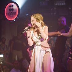 Kylie Minogue es víctima de acosos a través de la red
