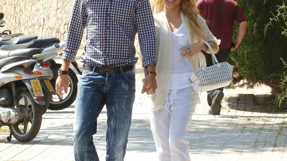 Shakira aprenderá catalán para hablar con la abuela de Piqué