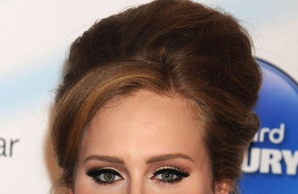 Adele responde a Karl Lagerfeld