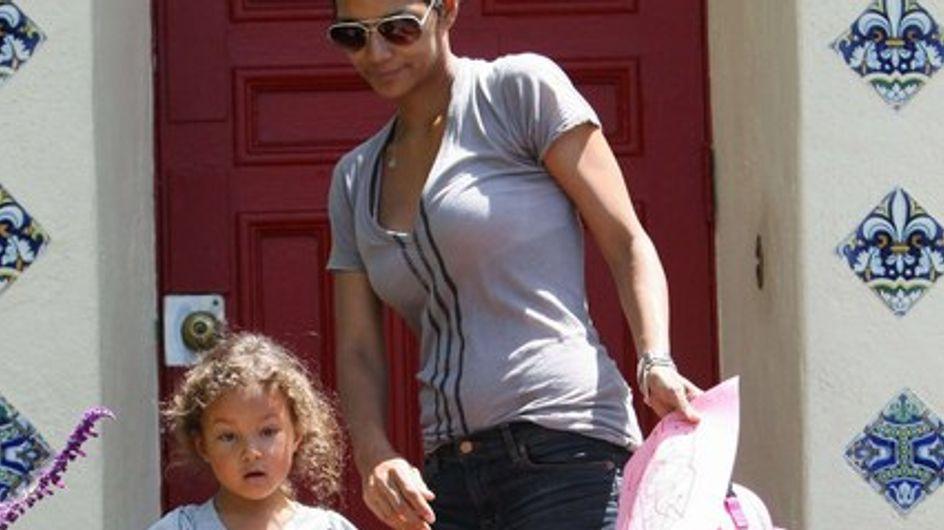 Halle Berry quiere vivir en Europa con su pareja y su hija