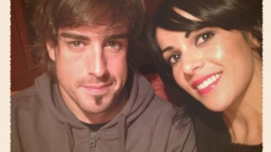 Fernando Alonso y Raquel del Rosario, ¿reconciliación a la vista?