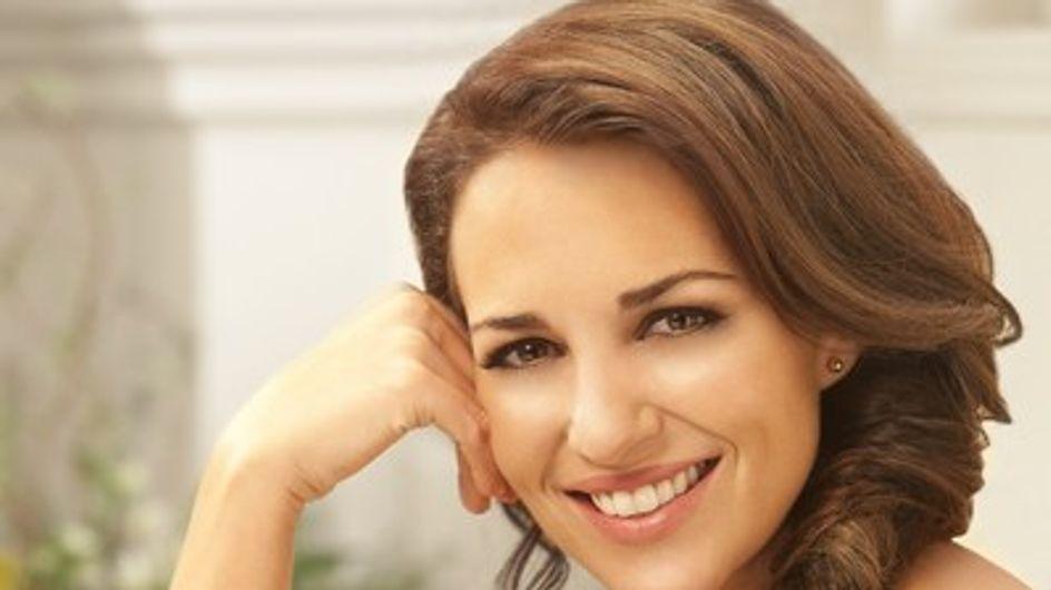 Paula Echevarría, la nueva imagen de DECLÉOR