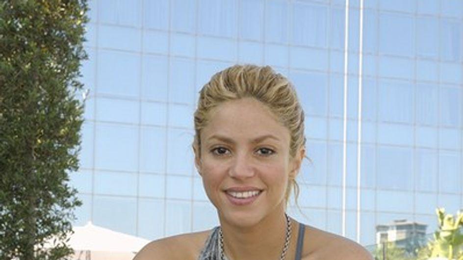 """Shakira: """"Un león marino ha intentado atacarme"""""""