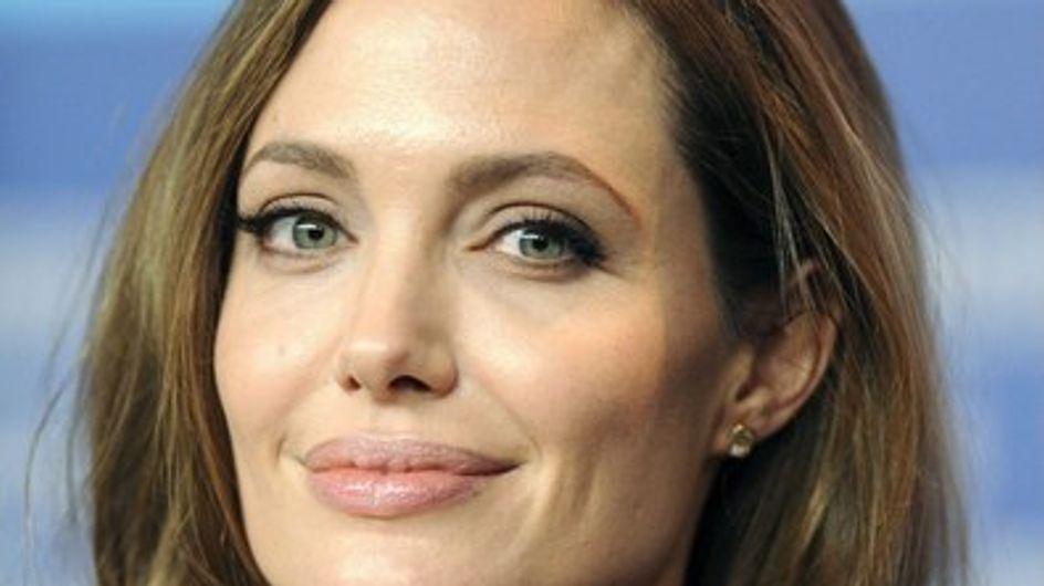 "Angelina Jolie se convierte en ""Maléfica"""