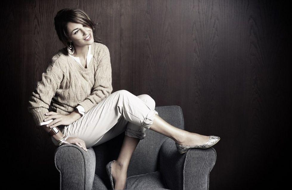Paula Echevarría, embajadora de la belleza natural