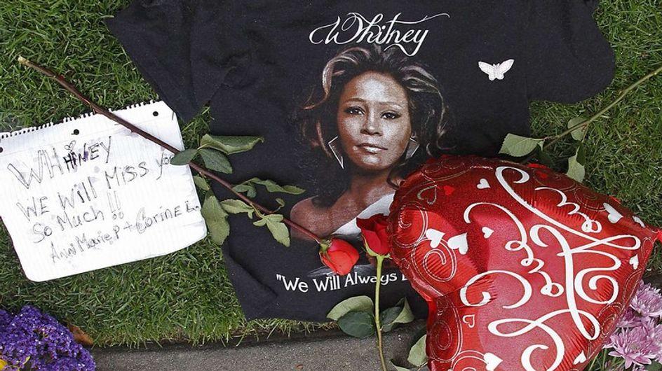 La muerte de Whitney Houston despierta a sus fans