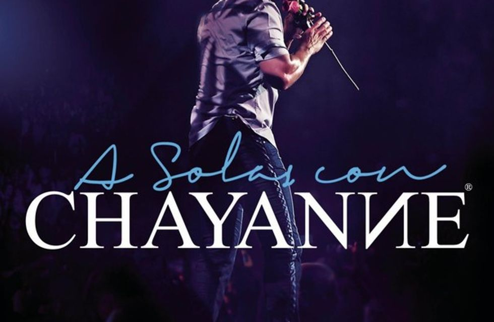 "Desde hoy estaremos ""A solas con Chayanne"""