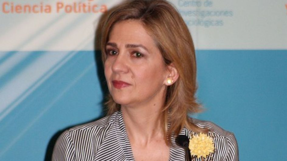 La infanta Cristina no está relacionada con los temas de Urdangarín