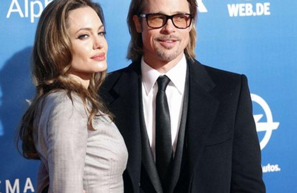 Últimos detalles sobre la boda de Brad Pitt y Angelina Jolie