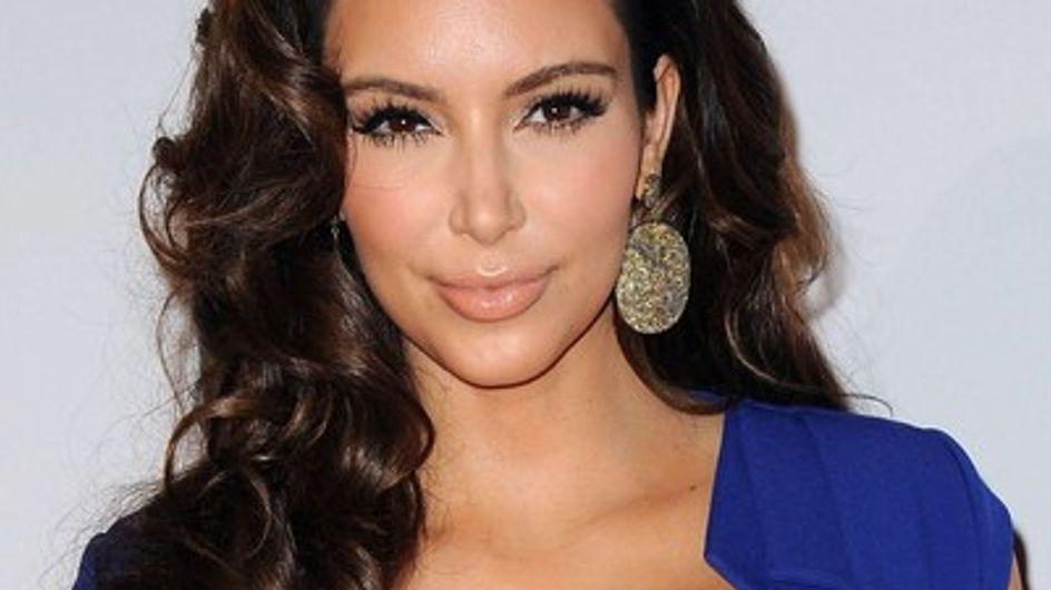 Kim Kardashian sólo piensa en trabajar