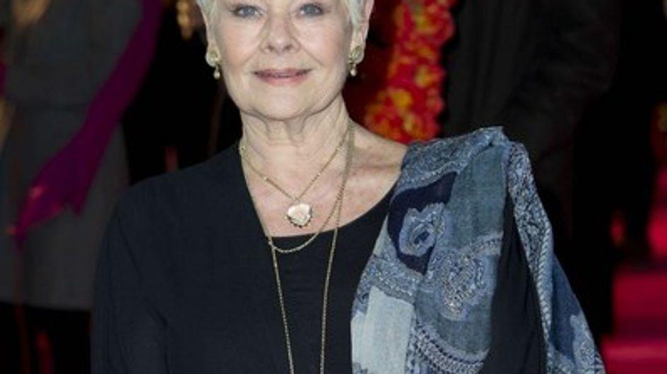Judi Dench sufre una enfermedad degenerativa en los ojos