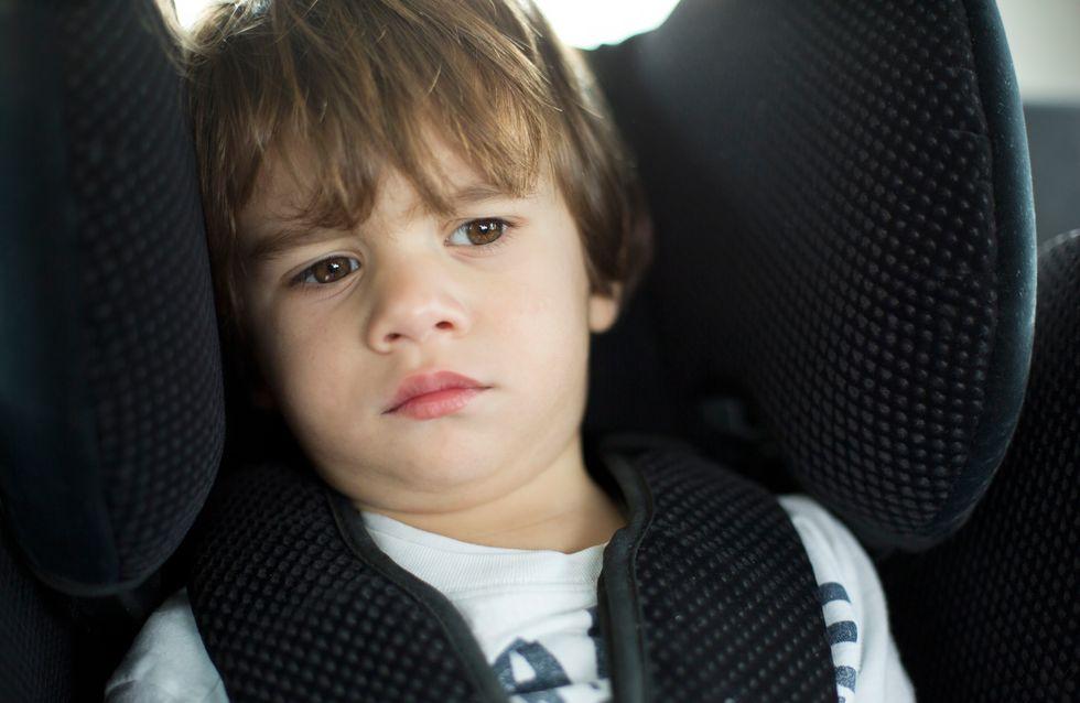 El 43% de los niños fallecidos en accidentes de tráfico en 2013 no llevaba sillita de seguridad