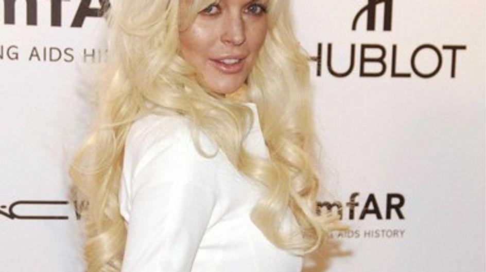 Lindsay Lohan interpretará a Elisabeth Taylor si se porta bien