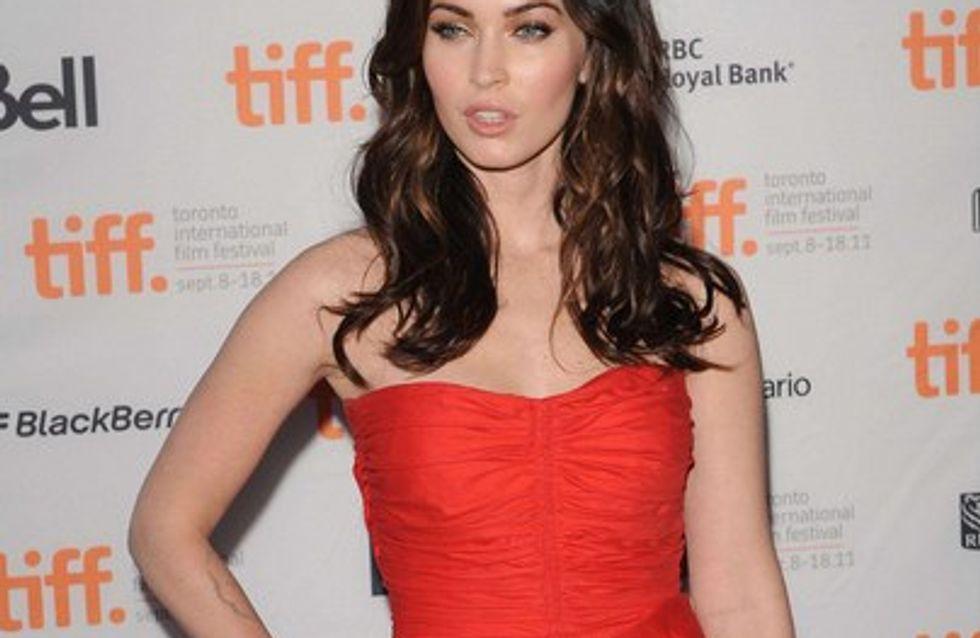 Megan Fox sufrió una dura adolescencia
