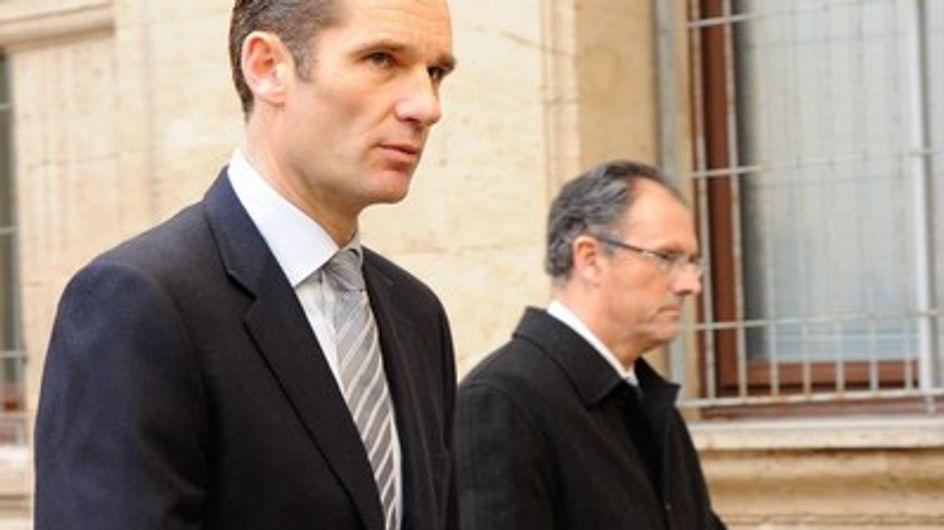 Los duques de Palma regresan a Madrid