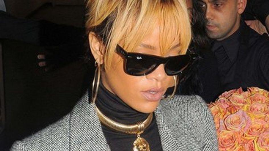 Rihanna no quiere terminar como Whitney Houston
