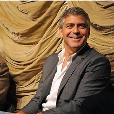 George Clooney supera sus problemas con el alcohol