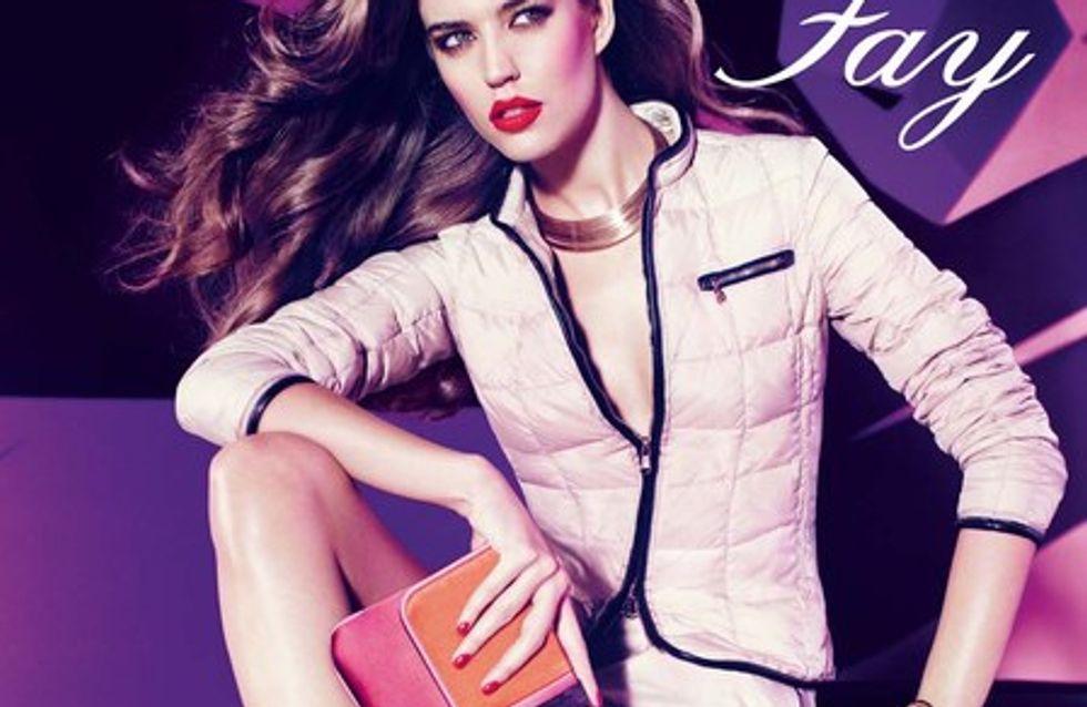 Clara Alonso, nueva imagen de Fay