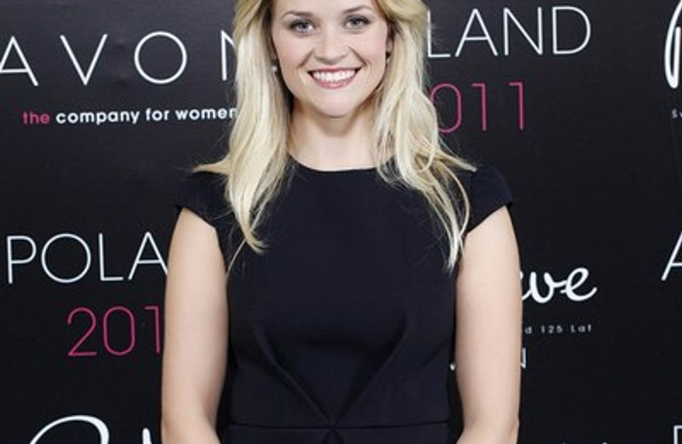 Reese Witherspoon contra los malos tratos