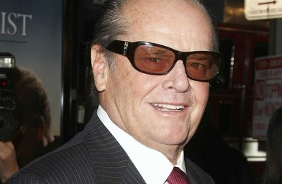 Un hombre detenido por suplantar la identidad de Jack Nicholson