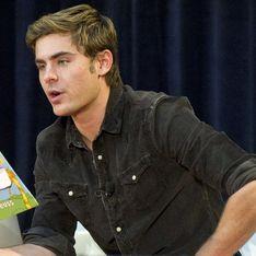 Zac Efron promueve la lectura infantil