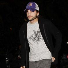 Ashton Kutcher podría haber visitado a Demi Moore