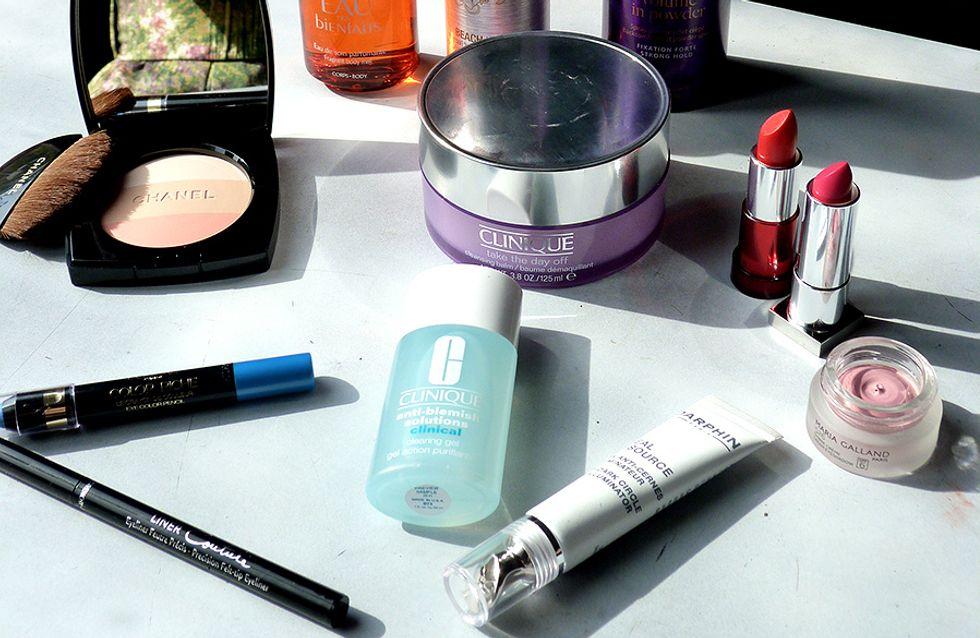 12 cosmétiques au banc d'essai