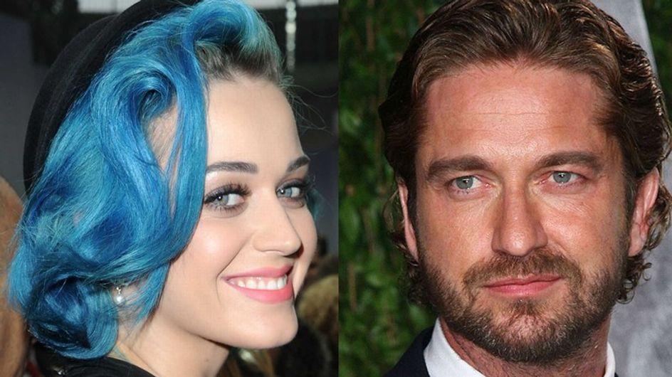 Gerard Butler y Katy Perry, ¿romance a la vista?