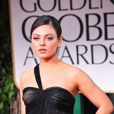Mila Kunis echa de menos sus curvas