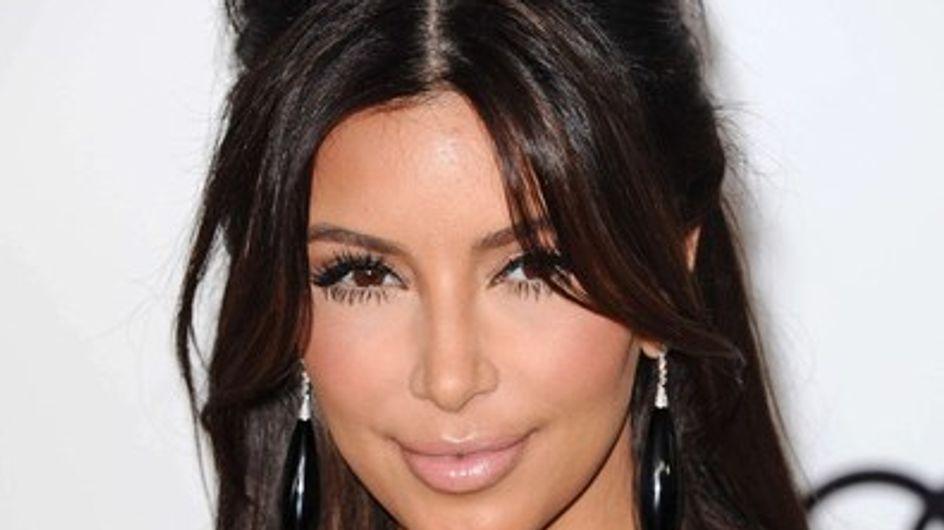 Kim Kardashian donará sus regalos de boda