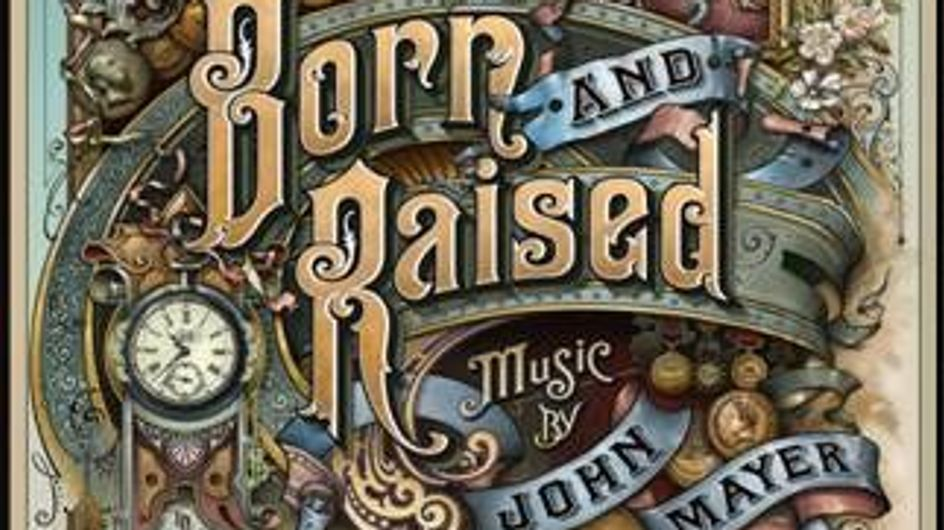 "John Mayer publica el 22 de mayo ""Born and Raised"""