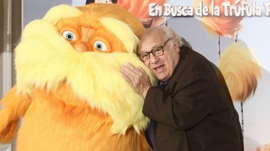 Danny DeVito visita la capital española