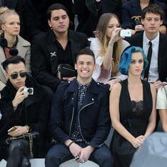 Katy Perry alaba a Baptiste Giabiconi