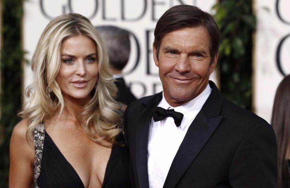 La mujer de Dennis Quaid solicita el divorcio