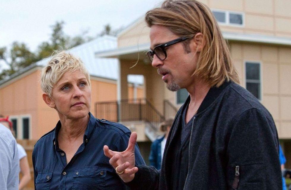 Brad Pitt visita estos días Nueva Orleans