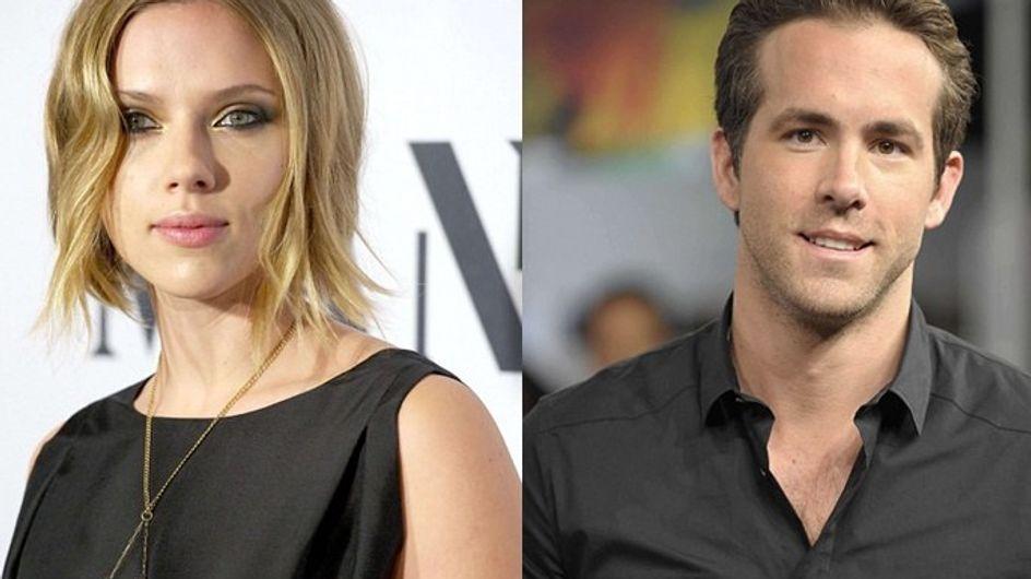 Scarlett Johansson no quiere saber nada de Ryan Reynolds