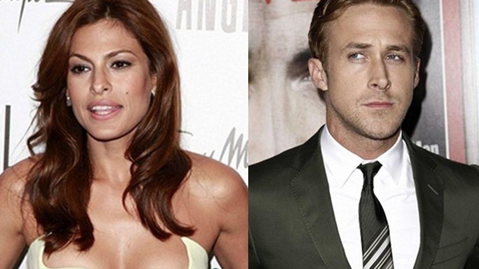 ¿Están en crisis Ryan Gosling y Eva Mendes?