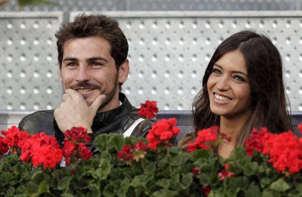 Iker Casillas y Sara Carbonero se casan
