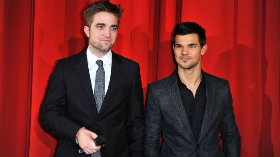 A Robert Pattinson le gustaría tener los abdominales de Taylor Lautner