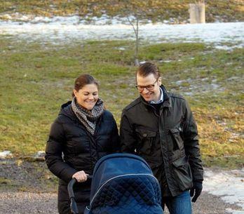 La princesa Victoria de Suecia habla sobre su maternidad