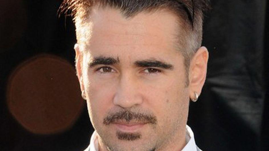 "Colin Farrell protagonizará ""Arthur and Lancelot"""