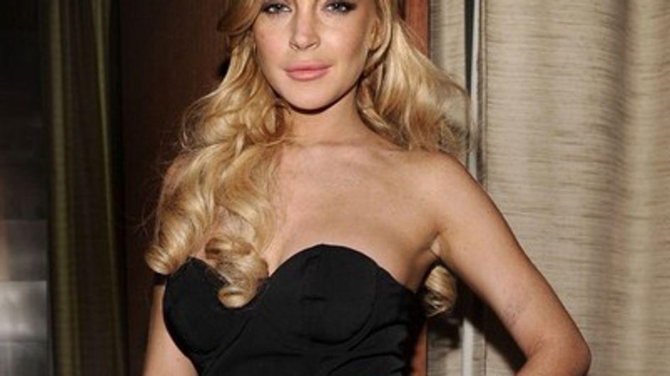 Lindsay Lohan niega que atropellara a nadie